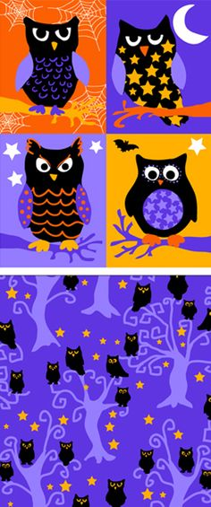 Halloween Design by Cressida Carr