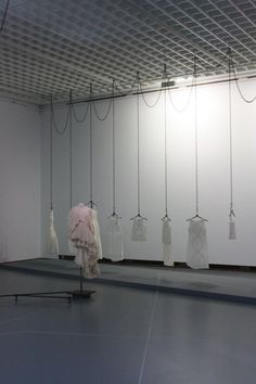 on the art of fashion. installing allusions
