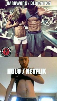 Hulu, Netflix