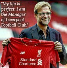 First Shanks now Klopp! Liverpool Soccer, Liverpool Legends, Liverpool Football Club, Football Team, Liverpool You'll Never Walk Alone, Juergen Klopp, This Is Anfield, Sport Motivation, Premier League