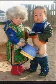Монгольский колорит.:) Монголия, Фото