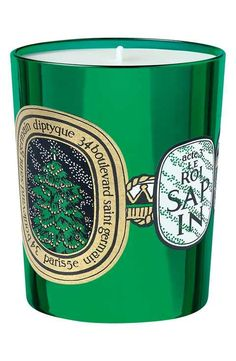 diptyque A Night at diptyque Act 3 Le Roi Sapin/The Festive Fir Tree Candle