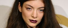 3 Reasons Why We're Excited For Lorde's MAC Makeup Collection
