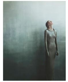 ☽ Dream Within a Dream ☾ Misty Blurred Art & Fashion Photography - Julia Hetta
