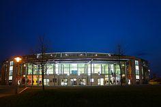 Stadthalle, Zwickau, Germany, 3 July 2014