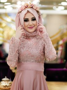 Mary Dress - Powder - Minel Ask