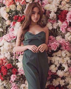 New Girl Style, Filipina Actress, Espanto, Shot Hair Styles, Teen Actresses, Bridesmaid Dresses, Wedding Dresses, Celebs, Celebrities