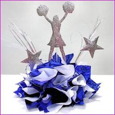 DIY Cheer Leader Centerpiece Kit