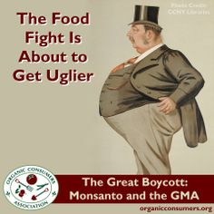 On May 9, true to its word, the Grocery Manufacturers Association confirmed that it will sue Vermont in federal court to overturn H. 112, Vermont's new GMO labeling law. It's time for consumers in every state to band together to defeat the GMA's full-on assault, not only on Vermont, not only on consumers' right to know what's in our food, but on states' rights and on our basic freedoms to protect our health and our communities. Learn more: http://orgcns.org/1k4RP03