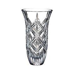 Crystal Stemware, Crystal Vase, Clear Crystal, Waterford Marquis, Waterford Crystal, Ceramic Decor, Ceramic Vase, Black Kids Fashion