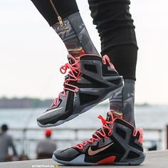 quality design bf115 c3895 Nike LeBron 12 Elite
