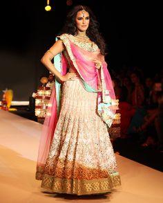 Queen Of Queens Lehenga Set - Buy Kisneel By Pam Mehta* Online | Exclusively.in Shop Online | Indian Bridal Wear | Wedding Wear