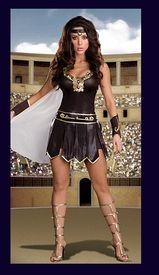 Babe A Lonian Warrior Queen