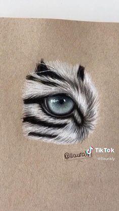 @beatrizacnunes Art Drawings Sketches Simple, Pencil Art Drawings, Realistic Drawings, Colorful Drawings, Ipad Kunst, Color Pencil Art, Eye Art, Drawing Techniques, Art Tutorials