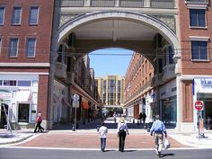 Bethesda Row, Bethesda, Maryland