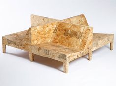 Chris Ruker, New York City, Brooklyn, Furniture, green design, sustainable design, eco design