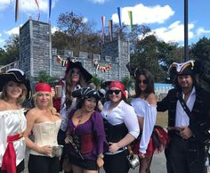 Dori Pole at the Renaissance Fair in Deerfield Florida!