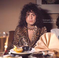 Marc Bolan, photo by Jorgen Angel