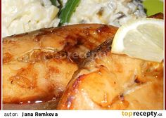 Kapr na medu recept - TopRecepty.cz Mashed Potatoes, Chicken, Cooking, Ethnic Recipes, Whipped Potatoes, Kitchen, Smash Potatoes, Shredded Potatoes, Cubs