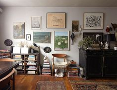 The Studio Apartment that Breaks All the Small-Space Rules - Home Tour - Lonny