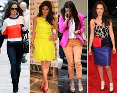 Style It Right – Color-Blocking