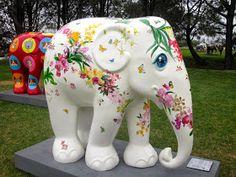 Janie's World: Elephant Parade - Final Wrap Up