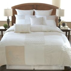 Geometric texturized patterns are the signature of this beautifully made Los Kineos Bedding Collection. Made of a cotton back this collection will definitely add comfort to your bed and revitalize its look. Bedding Collections, Bedding Sets, Duvet, Comforters, Blanket, Pillows, Room, Furniture, Motifs