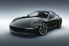 Porsche 911 Club Coupe: For Members Only