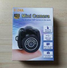 dizauL® Super mini kamera/ Spy camera/ PC kamera: Amazon.de: Elektronik