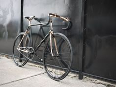 "Detroit Bicycle Company - ""Madison Street"" Bicycle, with partially copper plated frame"