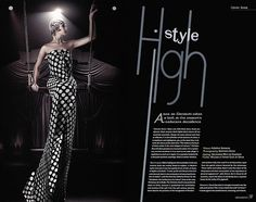 Elevation - Fashion Feature - Opener Spread by XNDR, via Flickr