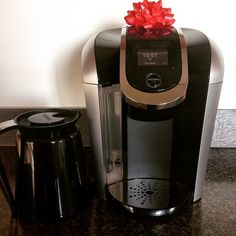 Surprise your loved ones with a Keurig 2.0 Brewer! Via Instagram fan shewee810