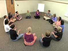 Great for rhythm, echo singing, concentration and focus. Great brain break!   Energizers! - Mosquito - YouTube