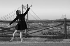 #BalletintheStreetsofPortugal #Ballet #Streets #Portugal #Dance #Photography