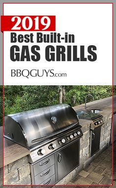 Best Built In Gas Grills Grill Inserts