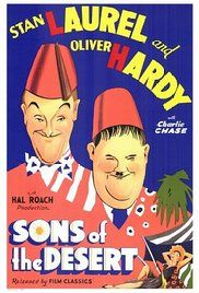 Sons of the Desert 1933 starring Laurel and Hardy