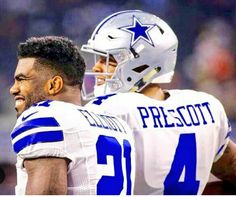 #4 Dallas Cowboys  Daz Prescott                                                                                                                                                                                 More