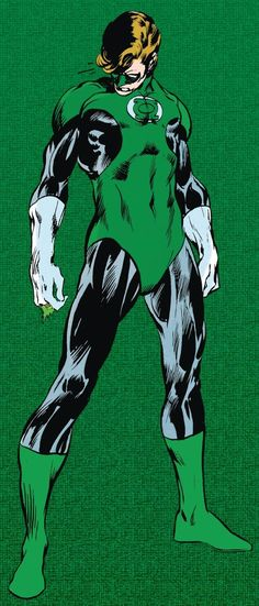 Green Lantern by Neal Adams #JusticeLeague. #greenlanterns #hal