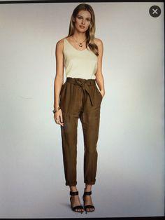 H&M Linen Pants ✌️