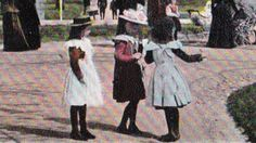 King Square, St. John [Episode #222] Today's vintage postcard from 1906 St John New Brunswick marks the transition between undivided and divided backs that occurred during the Edwardian era and eventual reformation of postcard related postage.