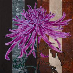 Robert Kushner (American, b. 1949), Purple Spider, 2014.