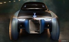 2016 Rolls-Royce Vision Next 100 Concept