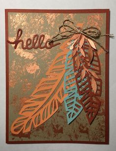 PAPER PUMPKIN FAN CLUB has members. A great place to share our Paper Pumpkin creations and ideas! What are Paper Pumpkin kits? Homemade Stamps, Homemade Cards, Pumpkin Cards, Paper Pumpkin, Feather Cards, Thanksgiving Cards, Vintage Thanksgiving, Homemade Birthday Cards, Scrapbook Cards