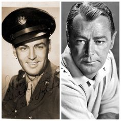 Alan Walbridge Ladd (September 3, 1913 – January 29, 1964) was an American actor and film and television producer. Ladd served in the United States Army Air Force's First Motion Picture Unit during WWII. After initially being classified 4-F in World War II due to stomach problems, Ladd begin military service in January of 1943. He attaining the rank of corporal. But in mid-November 1943, he was given an honorable medical discharge due to an ulcer and double hernia.