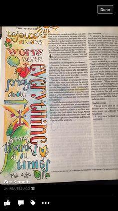 Must remember. Scripture Art, Bible Art, Bible Verses, Scriptures, Bible Study Journal, Art Journaling, Scripture Journal, Book Of Philippians, Bible Doodling
