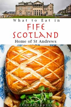 Headed to St. Check out our Fife Food Guide with awesome Fife restaurants pubs and markets. St Andrews Scotland, Fife Scotland, Scotland Travel, Ireland Travel, Europe Travel Tips, Travel Destinations, European Travel, Travel Guides, Best Places To Eat