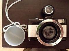 #SanJose CA Merchandise / #Lomography #Fisheye 2 #35mm Point & Shoot #Film #Camera - Geebo