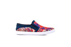 47% Off the Multicolored Print Slip-Ons from Just Cavalli – UrbanDaddy Perks