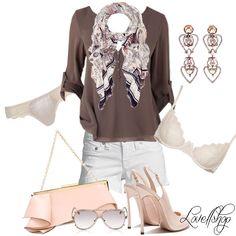 bag http://bit.ly/20woKwc blouse http://bit.ly/1PuwyeW shorts http://bit.ly/1Tj4JKi pumps http://bit.ly/1Xrd4uF scarf http://bit.ly/1Tj5Cmc bra http://bit.ly/20wro50 pants http://bit.ly/1Qf5vI2 earrings http://bit.ly/1Pwp62T sunglasses http://bit.ly/1XrcRYm
