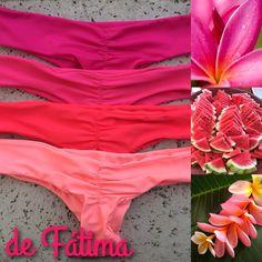 Culotteless gama de Rosas